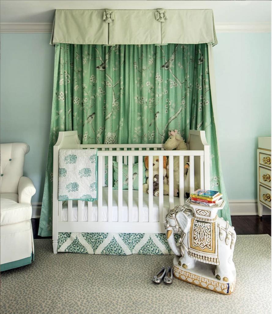 Kid's Rooms: Green