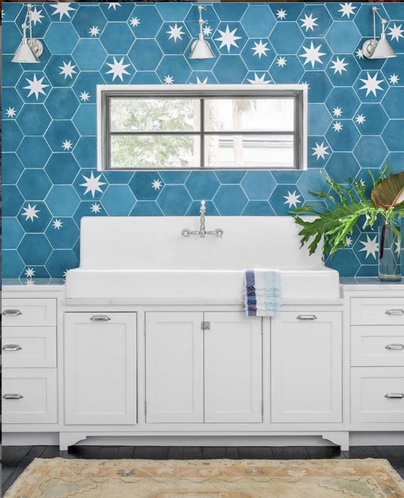 Hex Star by Popham Design